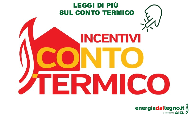 """conto termico"""" e incentivi per riscaldare a legna e pellet - vivi"""