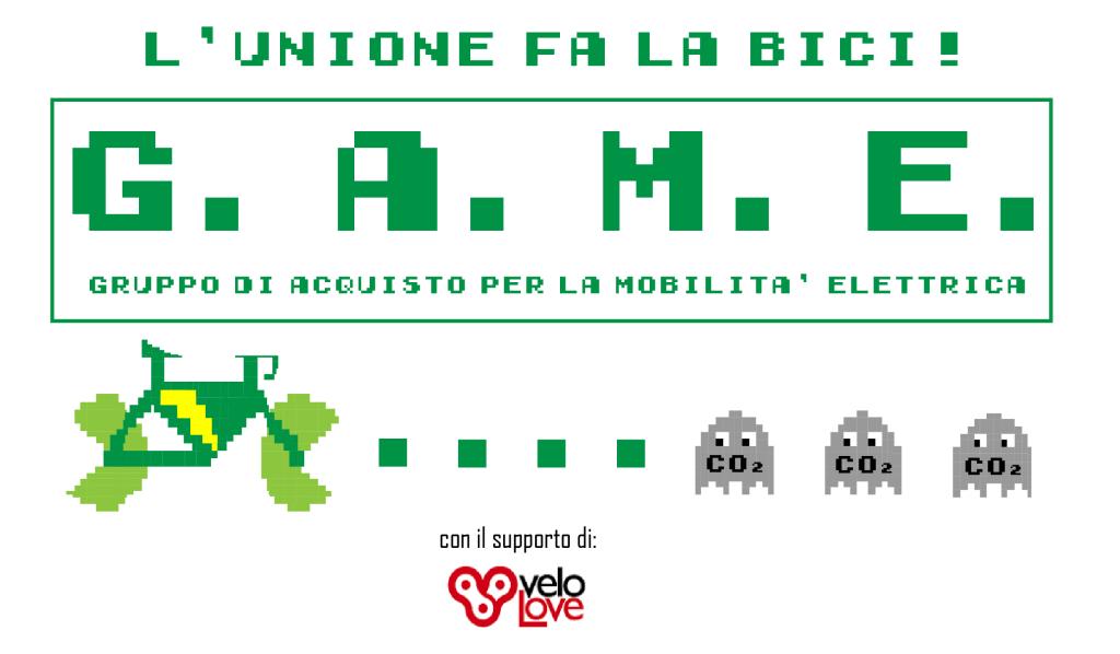 GAME - Gruppo Acquisto bici elettriche